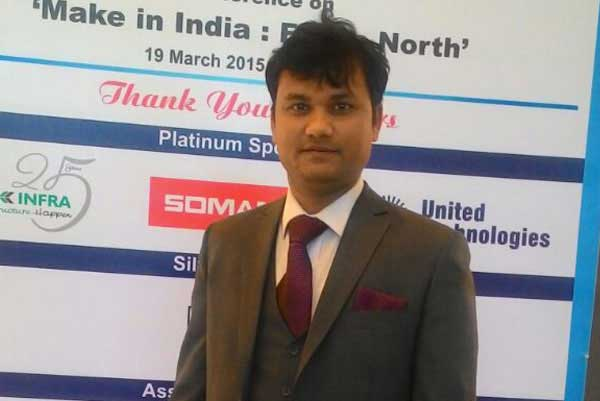 Mr.Saket Mani Trivedi (CEO)