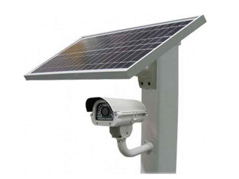 GRS Solar CCTV Equipment's